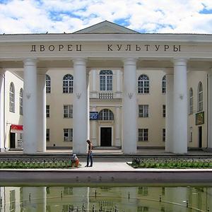 Дворцы и дома культуры Новосиля