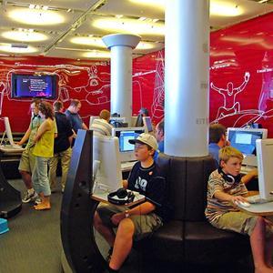 Интернет-кафе Новосиля