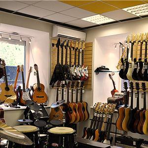 Музыкальные магазины Новосиля
