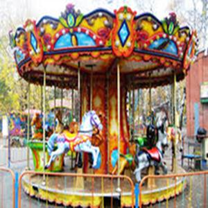 Парки культуры и отдыха Новосиля