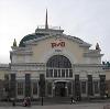 Железнодорожные вокзалы в Новосиле