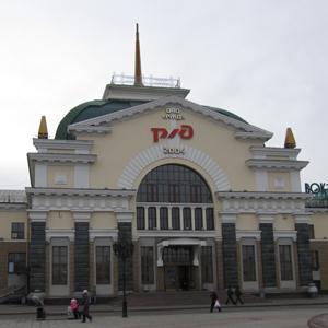 Железнодорожные вокзалы Новосиля
